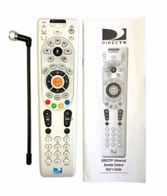 FREE Same Day Ship/'n NWT Direct TV RC-64 Universal Remote Control 2 Pack