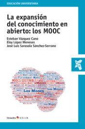 Libro interesante sobre MOOCs. #libromoocs #expansionconocimiento