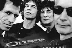 Os Rolling Stones relançam Stripped no dia 03 de Junho.