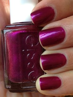 Essie The Lace Is On - Just got this!  GORGEOUS!!!  The pics don't do it justice!  PERFECT for Holiday 2013