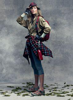 Photos: America The Beautiful: Northwest – Vogue
