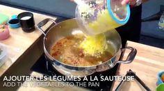 Recette Tupperware santé de Poulet grillé au safran aux abricots / Saffr...