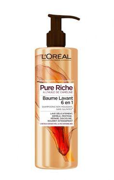 Baume lavant Haute Expertise Low Poo, L'Oréal Paris - 9,90 €