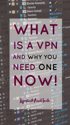 VPN stands for Virtual Private network. Simply put, it's a tool to change your location and IP while accessing the internet. VPNs essentially forward all your network traffic to an internet connection. If you are someone who values privacy and security, read on about the benefits and why you should get one today!