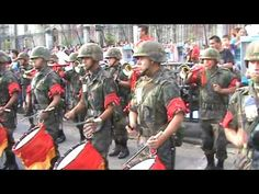 Banda de guerra de la Ciudad de Mexico