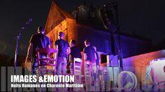 Cette vidéo traite de Nuits Romanes à Saint Savinien, en Charente Maritime www.larochelle-photographe.fr