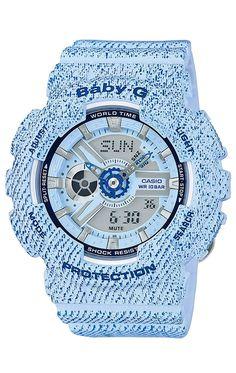 Reloj Casio Baby-G cronógrafo mujer BA-110DC-2A3ER