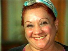 """Adile Naşit """"Aunt Adile"""", Turkish actress"""