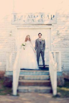 texas vintage-inspired wedding photography