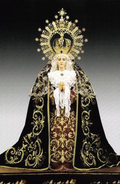 Vírgen Nuestra Señora de la Soledad.....México