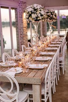 Wedding Venue on Vaal River near Parys Wedding Ceremony, Wedding Venues, Annie, Table Settings, Weddings, Table Decorations, Bridal, Couples, Home Decor