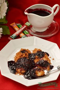 Galuste de gris cu pesmet Romanian Recipes, Romanian Food, Paste, Chocolate Fondue, Cooking, Desserts, Sweets, Kuchen, Recipies