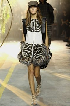Moncler Gamme Rouge RTW SS/14.