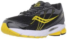 Saucony Progrid Ride 5 Running Shoe (Little Kid/Big Kid),Black/Yellow/Grey,3.5 B US Big Kid Saucony. $40.57. Manmade sole. Synthetic and mesh. Made in China. Save 38% Off!