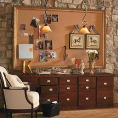 large cork board ideas