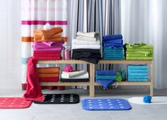 Stock up on cozy, soft towels for your holiday guests!
