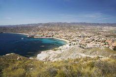 Costa Calida, Calabardina beach, murcia