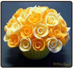 Beautiful shadesof yellow rose buds... Hello Sugar