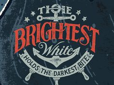 The Brightest White