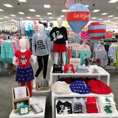 "16 Likes, 3 Comments - Carling Hale (@carlinghale) on Instagram: ""Cat & Jack Feature Table Holiday Merchandising. ❤️❤️. . . . #TargetStyle #VisualMerchandising…"""