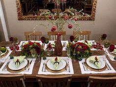 Vai reunir sua família e amigos para grande Ceia Natalina deste ano? Que tal achar inspirações para deixar o seu jantar mais bonito , cria...