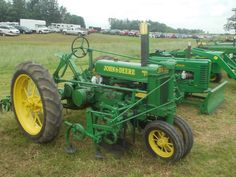 john deere B and cultivator                                                                                                                                                                                 More