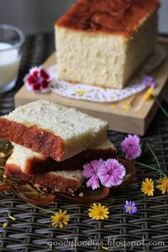 Eat Your Heart Out: Recipe: Japanese Castella (Kasutera カステラ) Cake