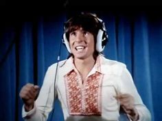 Davy Jones on the Brady Bunch singing Girl