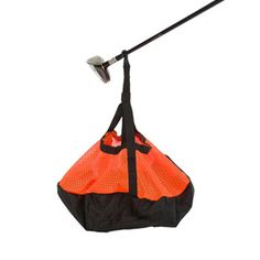Golf Swing Speed Trainer by Chute Trainer - Orange