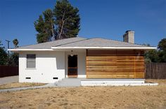 Exterior Photos Midcentury Modern Ranch Design, Pictures, Remodel, Decor and Ideas - page 68