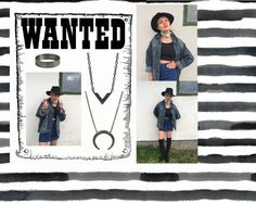 Wanted! #hviskdenim