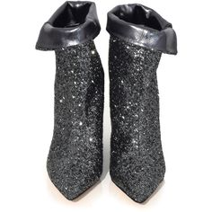 Isabel Marant Gunmetal Lulianna Boots ($950) ❤ liked on Polyvore featuring shoes, boots, ankle booties, bootie boots, pointed toe booties, pointy toe booties, pointy toe bootie and foldover booties