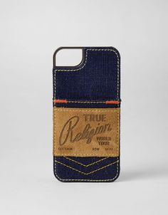 We're introducing a line of iPhone 5 accessories stamped with our signature style. The Danny is our exclusive denim delivery and comes equipped... #TRholiday13
