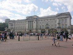 Londres, Buckingham Palace. Foto de Yasmina Cruz