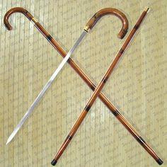 Mundo Tentacular: Bengala Espada - A arma ideal para o Gentleman