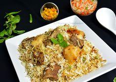 Confessions Of A Foodaholic: Mauritian Beef Biryani (Biryani de boeuf Mauricien) Mauritian Food, Calories In Vegetables, Cooking Recipes, Healthy Recipes, Meal Recipes, Cooking Ideas, Healthy Food, Indian Dessert Recipes, Indian Recipes