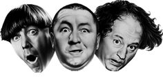 3 Stooges... I hope the new movie is good