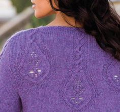 Free Knitting, Knitting Patterns, Crochet Patterns, Knit Cardigan, Knit Crochet, Sweaters, How To Wear, Women, Style