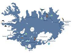 Itinéraire de 18 jours en Islande - Uneautreroute.fr
