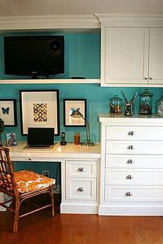Great Contemporary Home Office - Zillow Digs