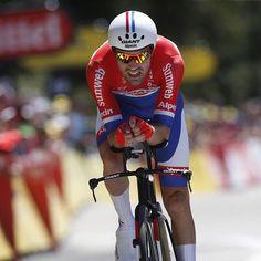 Tom Dumoulin wins ITT Tour de France 2016