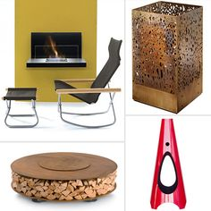 Barbecues Barbecue Extérieur En Béton Rondo Refreshing And Beneficial To The Eyes