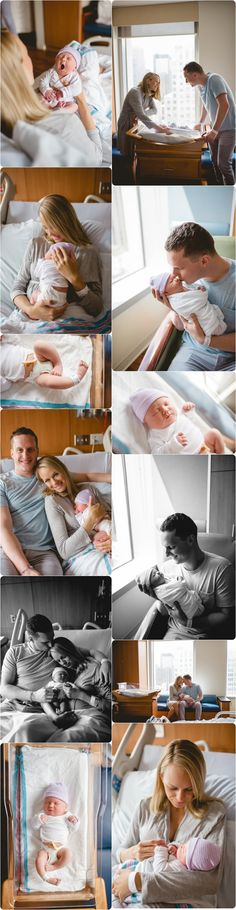 chicago northwestern hospital fresh 48 newborn photo session #fresh48 #fresh48photos