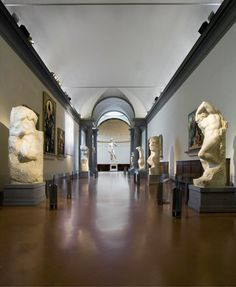 Galleria dell' Accademia Firenze:David di Michelangelo e Museo Accademia Firenze