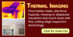 The power of infrared! Buying a home in Brevard County? Call Priority Home Inspections for your next inspection.