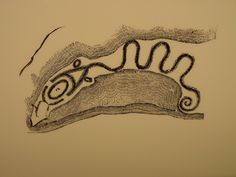 The Great Serpent Mound in Adams County is the most famous in Ohio. But a much larger serpent mound has been found in Mariemont. Giant Skeleton, Women Skeleton, Ancient Aliens, Ancient History, Art History, Serpent Mound Ohio, Effigy Mounds, Nephilim Giants, Mound Builders