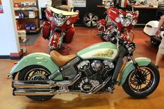 2016 Indian Custom Scout CUSTOM PAINT SCOUT In MURRELLS INLET SC - AUTOMAXX/COASTAL VICTORY-POLARIS
