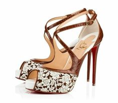 Christian Louboutin United States Official Online Boutique - Mira Bella 120 Version Multi Leather available online. Discover more Women Shoes by Christian Louboutin Christian Louboutin Heels, Louboutin Shoes, John Galliano, Salvatore Ferragamo, Miu Miu, Jimmy Choo, Yves Saint Laurent, Kate Spade, Beautiful Shoes