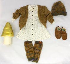 De ideale herfstoutfit voor meisjes van @misschips1 in @hetlandvanooit #misschips #getthelook #najaar2015 #hetlandvanooit