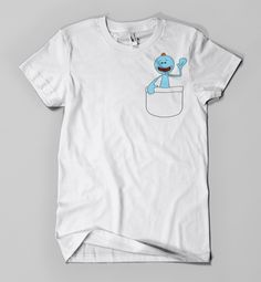 Pocket Mr. Meeseeks from Rick and Morty! by GeeksJunk on Etsy https://www.etsy.com/listing/256138964/pocket-mr-meeseeks-from-rick-and-morty